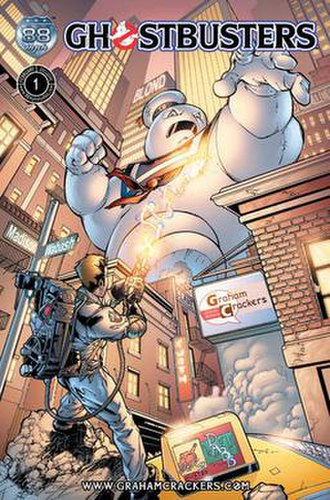 Ghostbusters (franchise) - Image: Gblegion