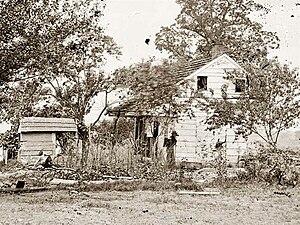 Brian Farm - Image: Gettysburg Bryan house
