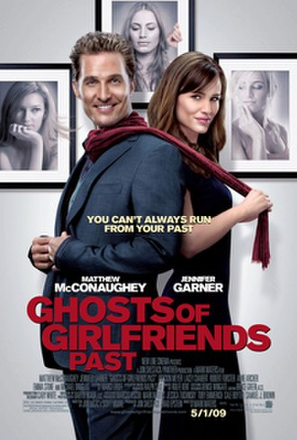 Ghosts of Girlfriends Past - Promotional film poster