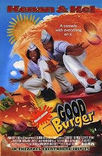 <i>Good Burger</i> 1997 film by Brian Robbins