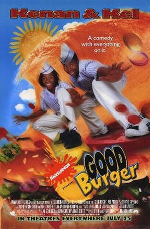 Good Burger - Theatrical release poster
