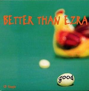 Good (song) - Image: Good single