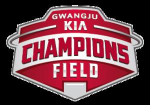 Gwangju-Kia Champions Field - Image: Gwangju Kia Champions Field logo