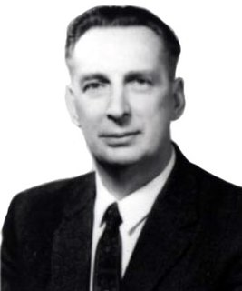 Hanson Dowell Canadian ice hockey administrator and politician