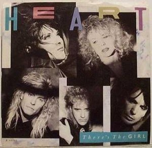 There's the Girl - Image: Heart Theres the Girl