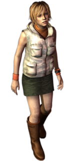 Heather Mason Fictional character in Silent Hill 3