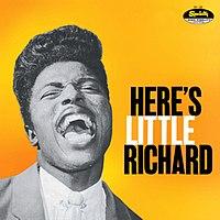 Album Here's Little Richard by Little Richard