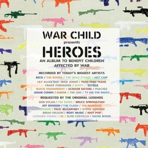War Child Presents Heroes - Image: Heroes album cover