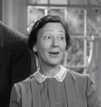 Hilda Plowright - Plowright in The Philadelphia Story (1940)