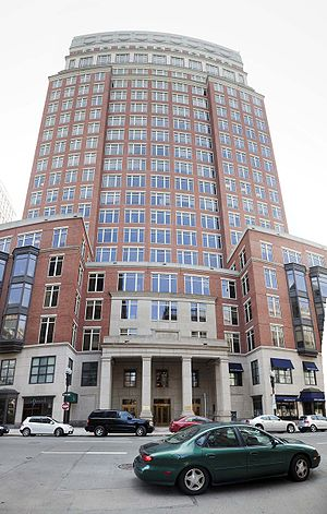 Houghton Mifflin Harcourt in Boston, Massachusetts