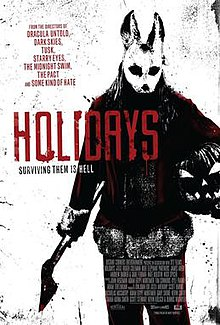 Holidays 2016 Film Wikipedia