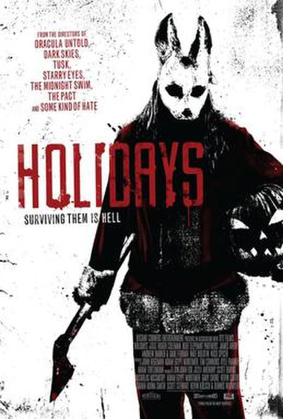 Picture of a movie: Holidays