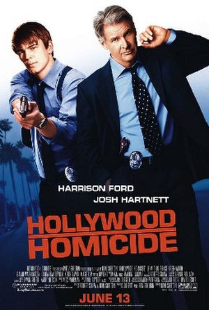 Hollywood Homicide - Theatrical release poster