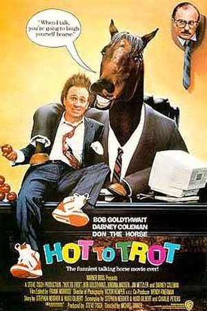 Hot to Trot - Theatrical release poster