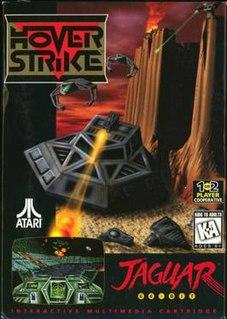 <i>Hover Strike</i> 1995 video game