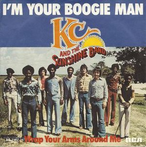 I'm Your Boogie Man - Image: I'm Your Boogie Man KC and the Sunshine Band