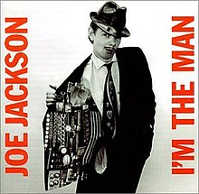 I'm the Man (Joe Jackson album - cover art).jpg