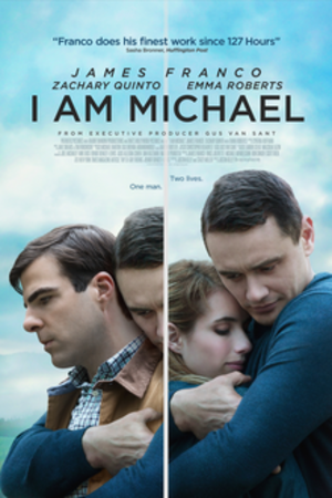 I Am Michael - Theatrical release poster