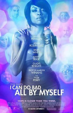 I Can Do Bad All by Myself (film) - Theatrical release poster