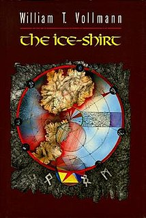 <i>The Ice-Shirt</i> book by William T. Vollmann