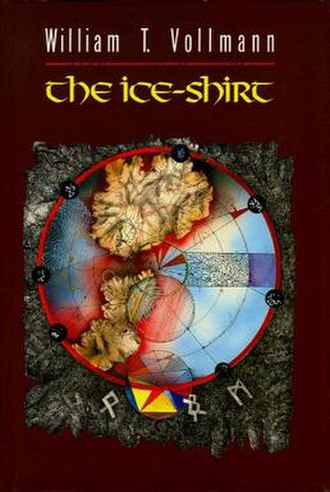 The Ice-Shirt - First edition cover