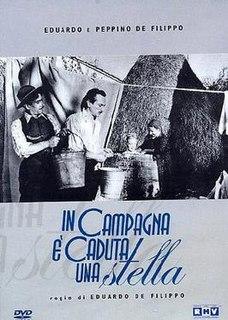 <i>In the Country Fell a Star</i> 1939 film by Eduardo De Filippo