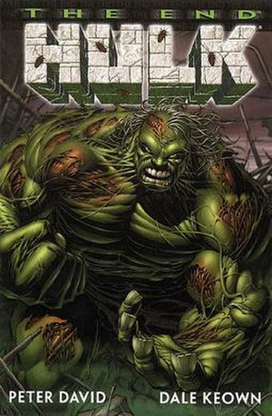 The End (comics) - The cover to Hulk: The End, the first of The End line.
