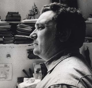 Jean Messagier French artist