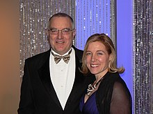 John and Sheila Bell at the 2010 OHRI Gala.