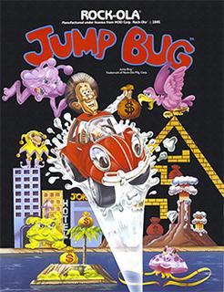 <i>Jump Bug</i> 1981 video game