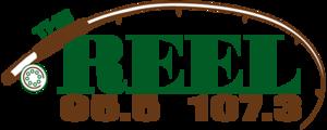 KQZR - Image: KQZR the reel logo