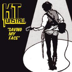 Saving My Face - Image: KT Tunstall Saving My Face