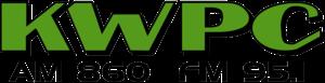 KWPC - Image: KWPC AM860 FM95.1 logo