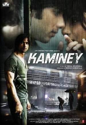 Kaminey - Theatrical release poster