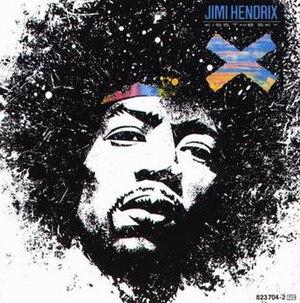 Kiss the Sky (Jimi Hendrix album) - Image: Kiss the sky cover