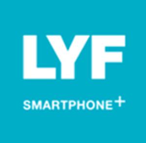 LYF - Image: LYF Smartphone+ logo