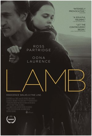 Lamb (2015 American film) - Theatrical release poster