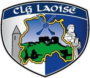 Laois GAA - Image: Laois GAA Crest 2005