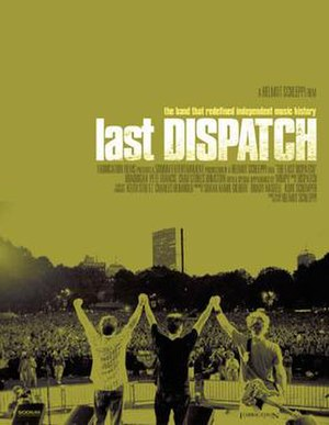 The Last Dispatch - Promotional poster for The Last Dispatch