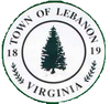Official seal of Town of Lebanon, Virginia