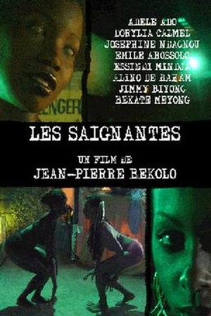 Les Saignantes - Les Saignantes promotional poster.