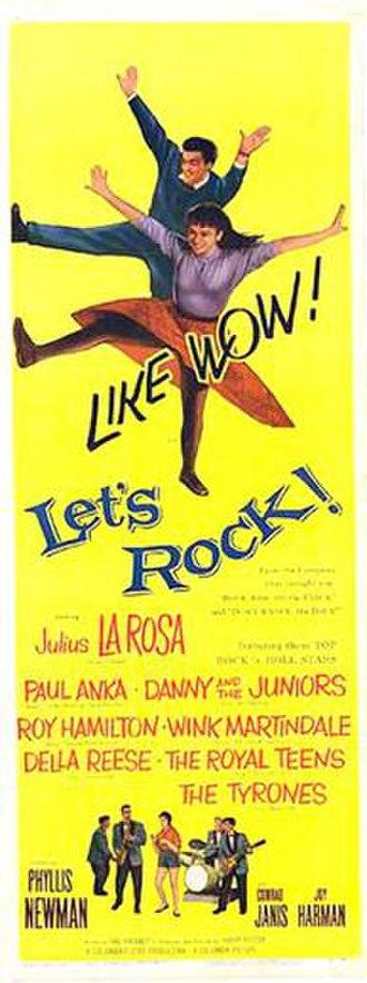 Let's Rock - Image: Let's Rock Film Poster