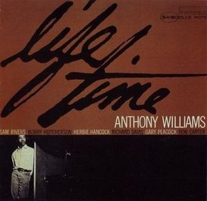 Life Time (Tony Williams album) - Image: Life Time (Tony Williams album)