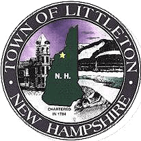 Official seal of Littleton, New Hampshire