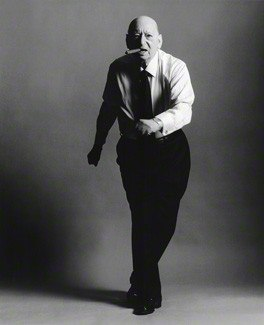 Lord Grade in 1997, artistic portrait by the Earl of Snowdon