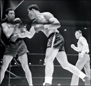 Joe Louis vs. Max Schmeling - Louis vs. Schmeling, 1938