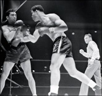 Joe Louis vs. Max Schmeling - Louis vs. Schmeling, 1938