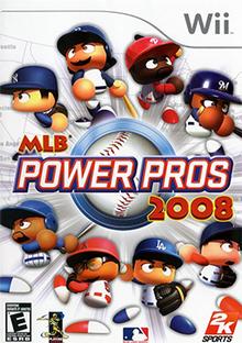 Mlb Power Pros 2008 Wikipedia