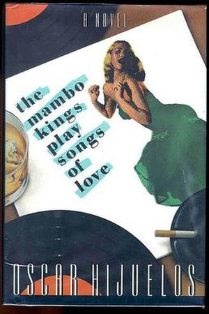 The Mambo Kings Play Songs of Love - First edition cover