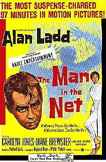 <i>The Man in the Net</i> 1959 film by Michael Curtiz